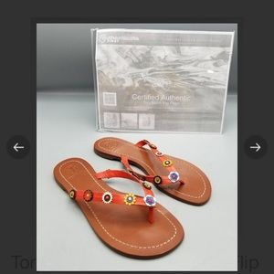 EUC- Tory Burch sexy boho  sandals